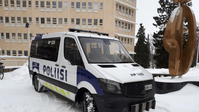 Poliisi Sprinter