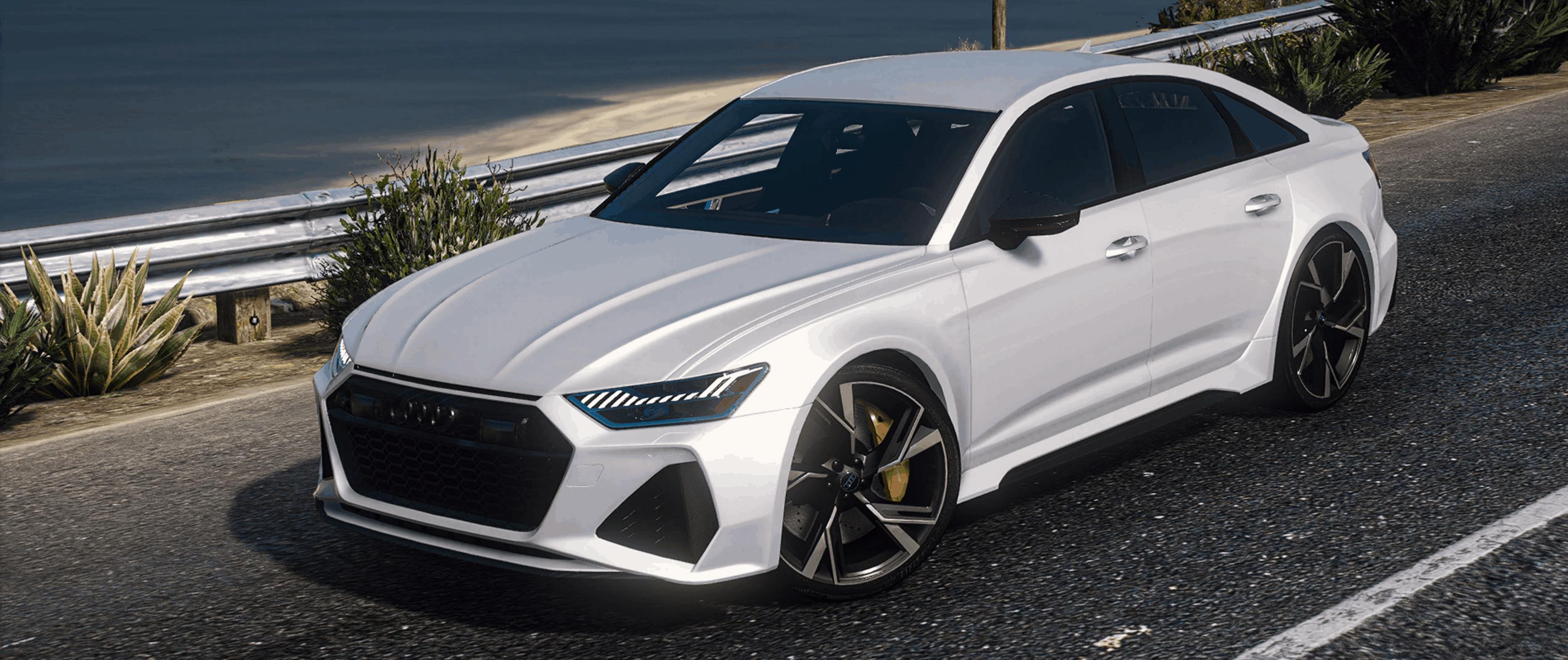 2021 Audi RS6 Sedan (C8) 1.0 - GTA 5 Mod | Grand Theft ...